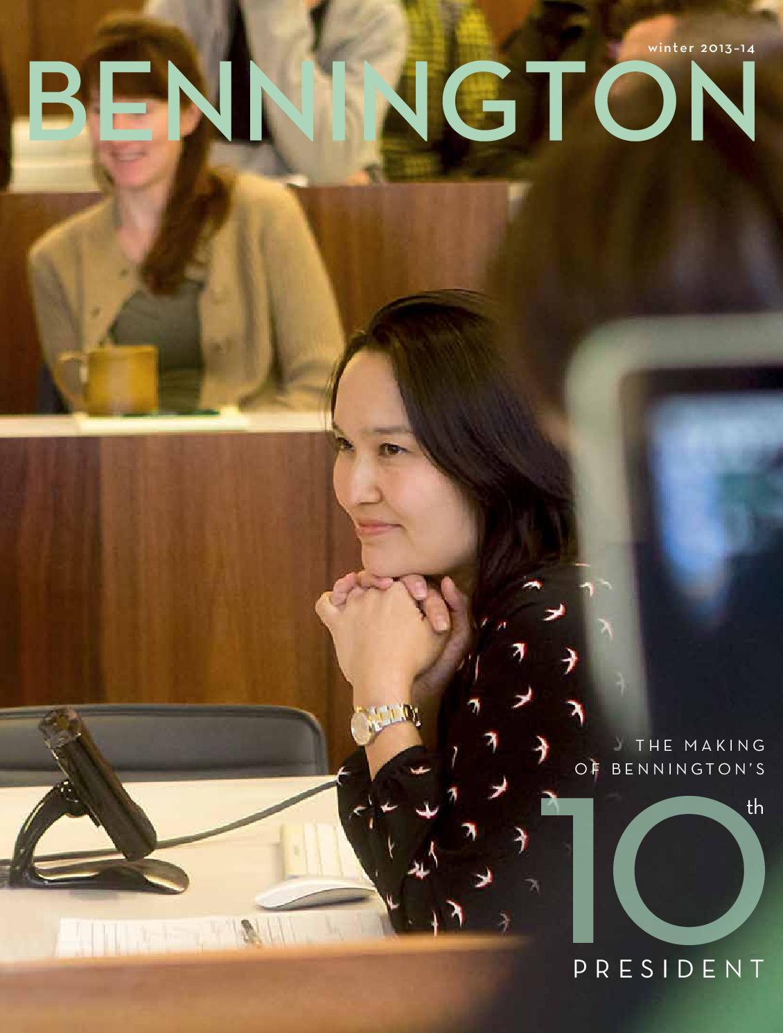 Introducing President Mariko Silver By Bennington College Issuu