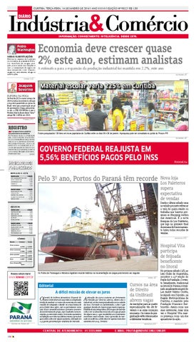 3aac4a4eb Diário indústria&Comércio by Diário Indústria & Comércio - issuu