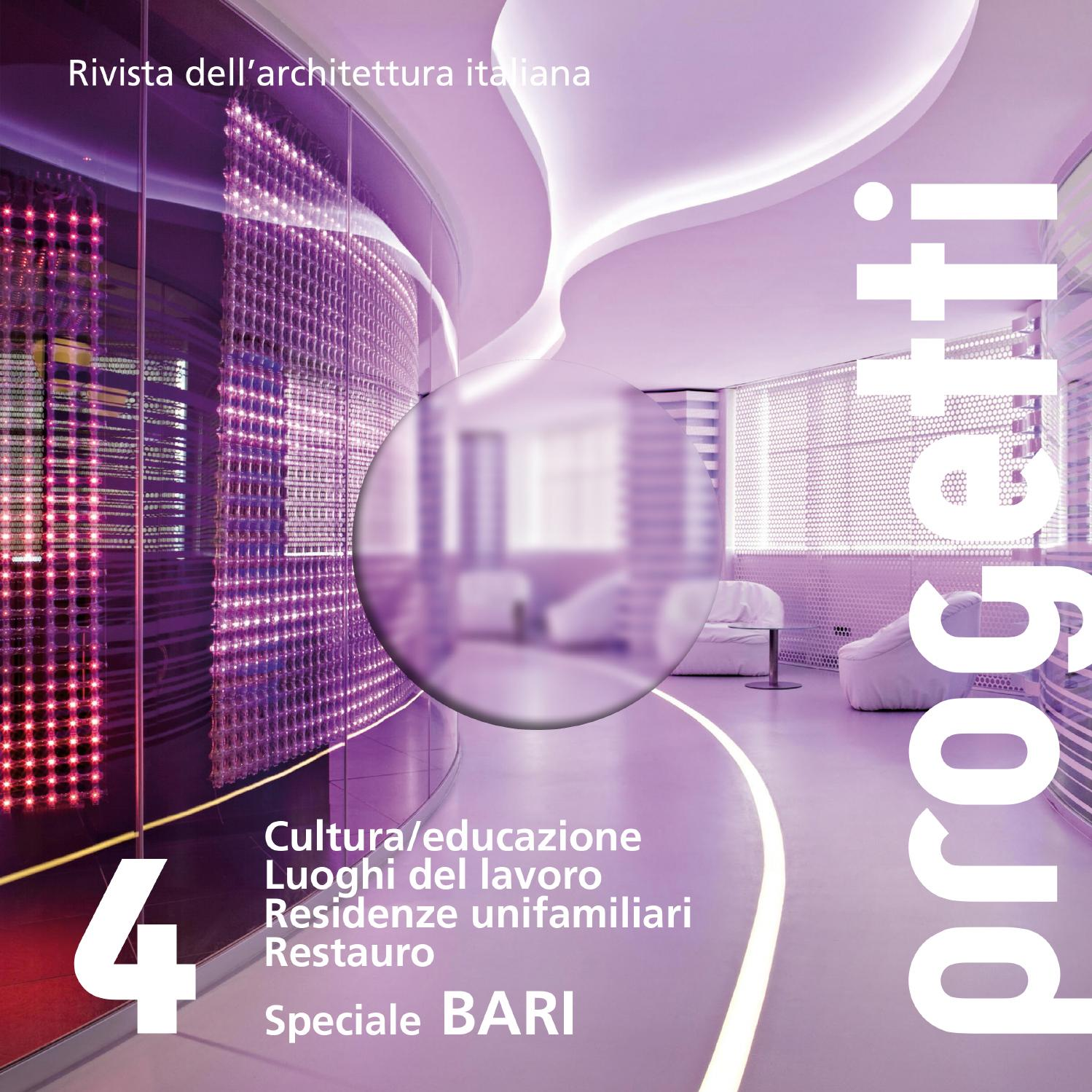 progetti 4 speciale bari by raffaella brindicci issuu