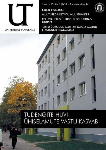 b8533c6c4dd UT jaanuar 2014, nr 1 by Universitas Tartuensis - issuu
