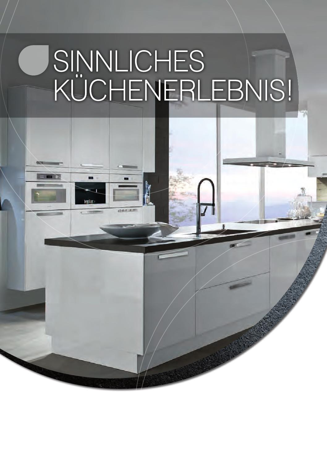 sinnliches k chenerlebnis by andy rudorfer issuu. Black Bedroom Furniture Sets. Home Design Ideas