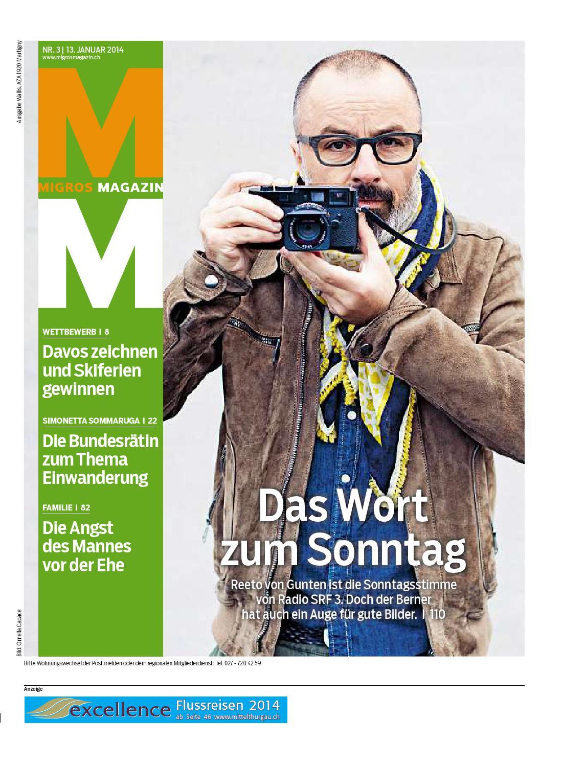 Migros magazin 03 2014 d vs by Migros-Genossenschafts-Bund - issuu