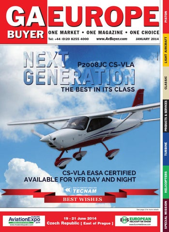 30d22333eae GABuyer Europe January 2014 by AvBuyer Ltd. - issuu