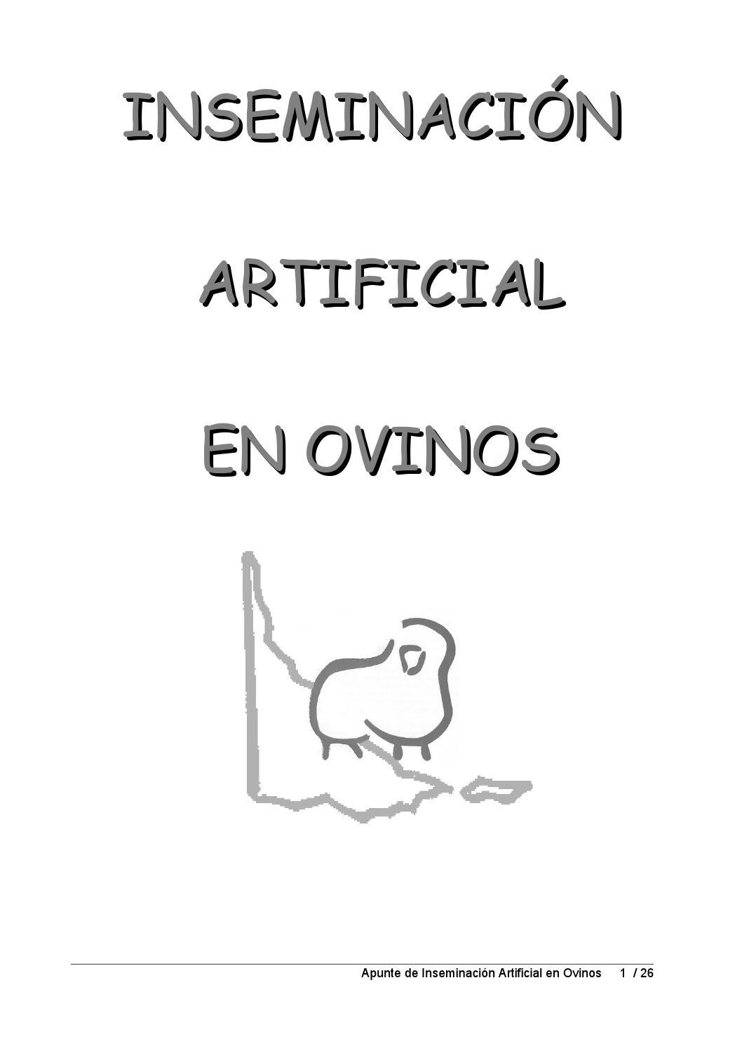 Inseminacion artificial en ovinos by mvzranulfo08 - issuu