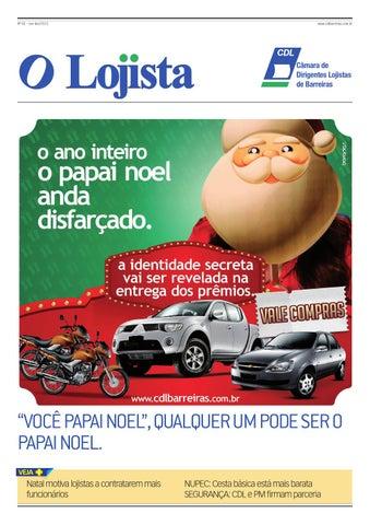 257201aa4 Informativo O Lojista N° 62 - nov-dez/2013 by CDL Barreiras' Bahia ...