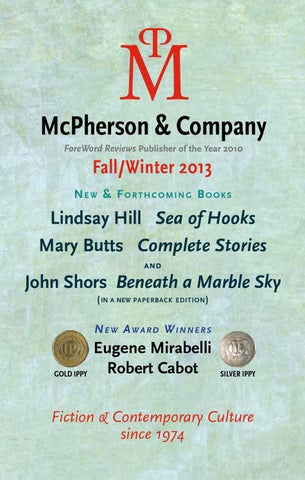 Mcpherson Co Fall Winter 2013 By Book Maverick Issuu