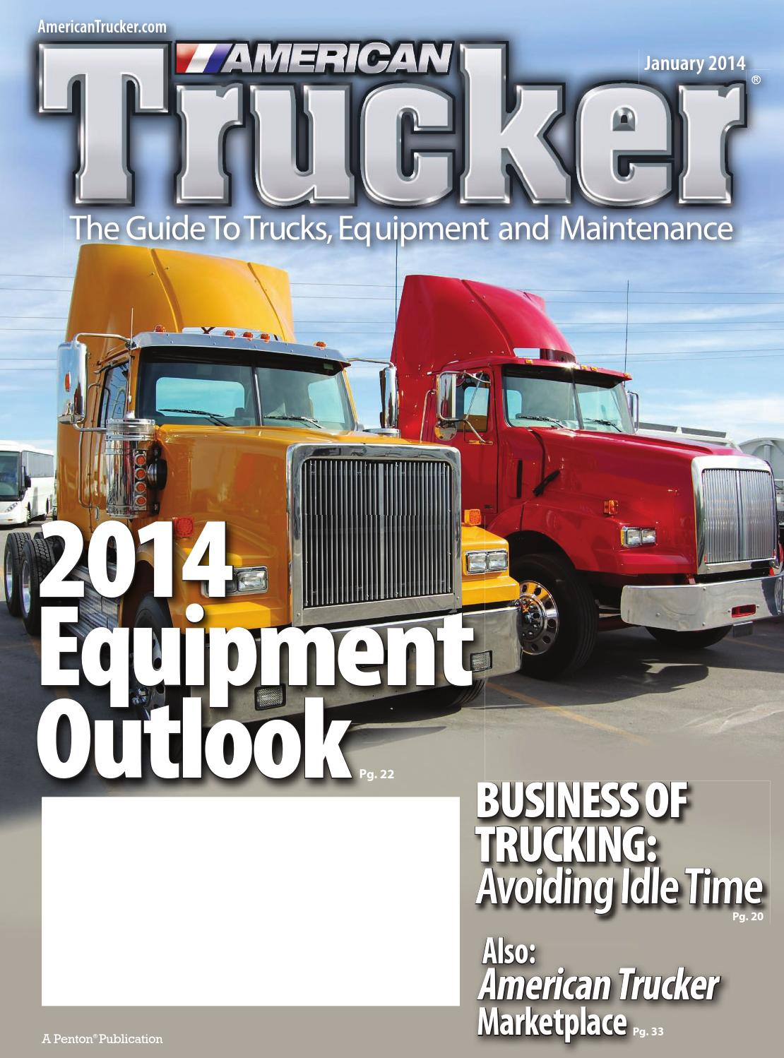 american trucker magazine - photo #10