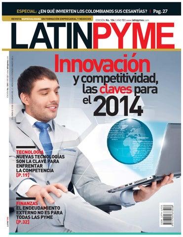 Edición Latinpyme No. 104