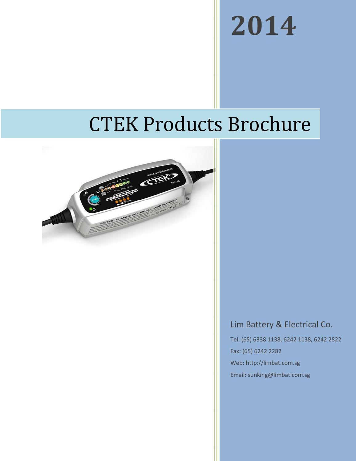 Durable Tough Connect Extension Cable Charger Flexible Cables 2.5M Safe CTEK New