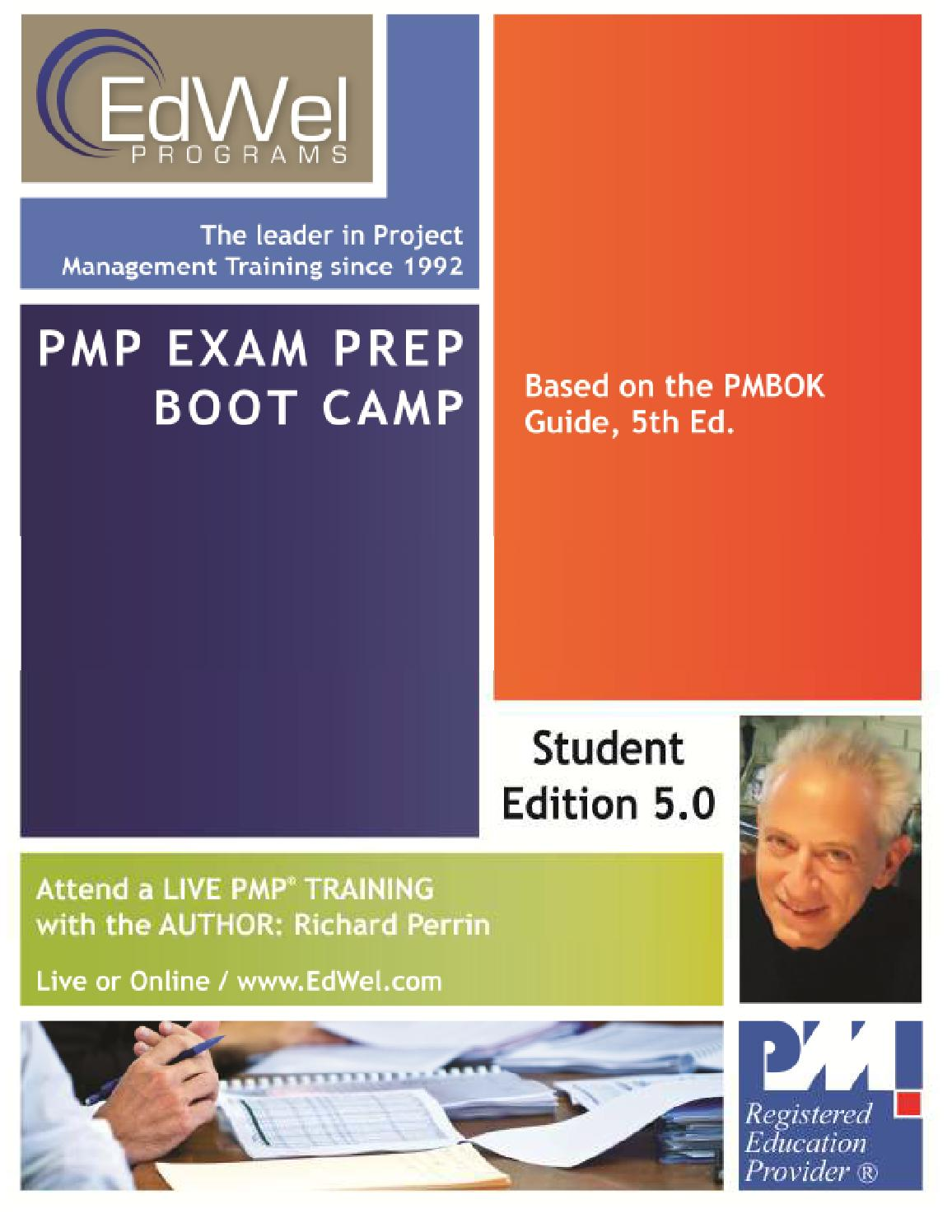 Pmp Exam Prep Manual Online Free 5 0 3 1 Copy By Qassim Ahmed Issuu