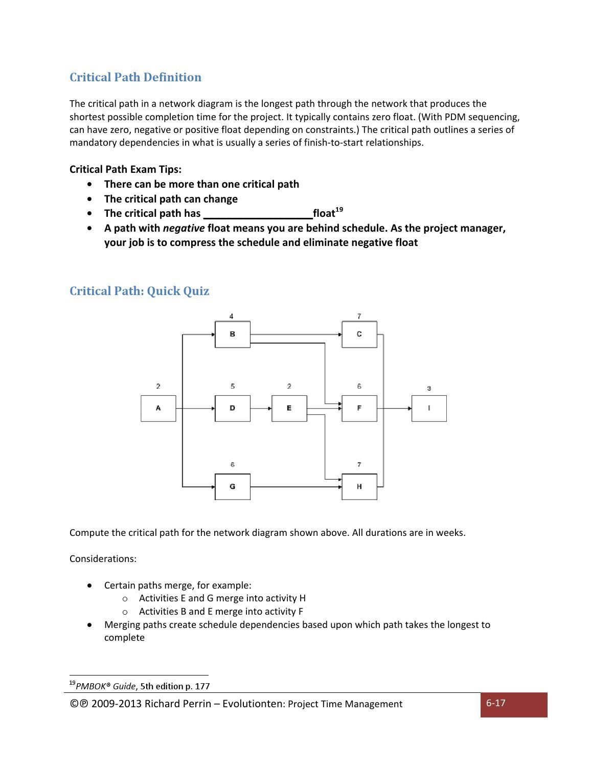 Pmp Exam Prep Manual Online Free 5 0 3 1 Copy By Qassim Ahmed Issuu