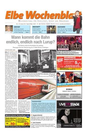 39a1333b793e4e Eidelstedt KW03-2014 by Elbe Wochenblatt Verlagsgesellschaft mbH ...
