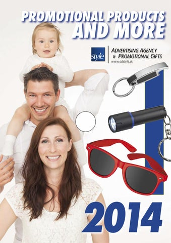 903c29e60 Style promotional products and more 2014 by Jozef Klucka - issuu
