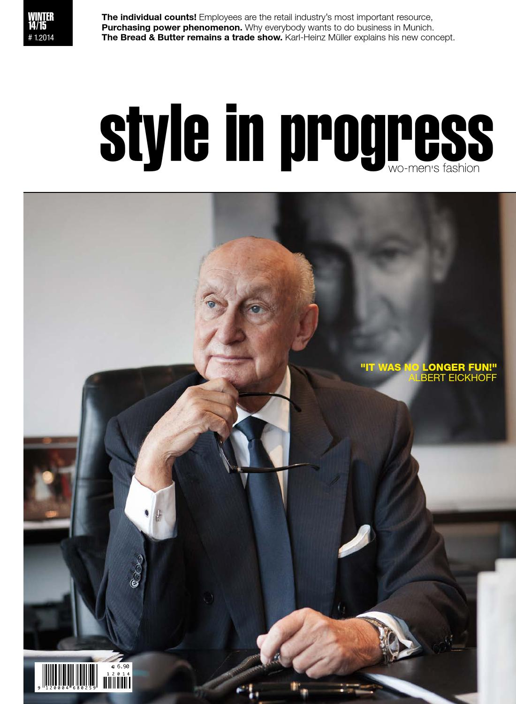 style in progress 1.14 EN by UCM Verlag issuu