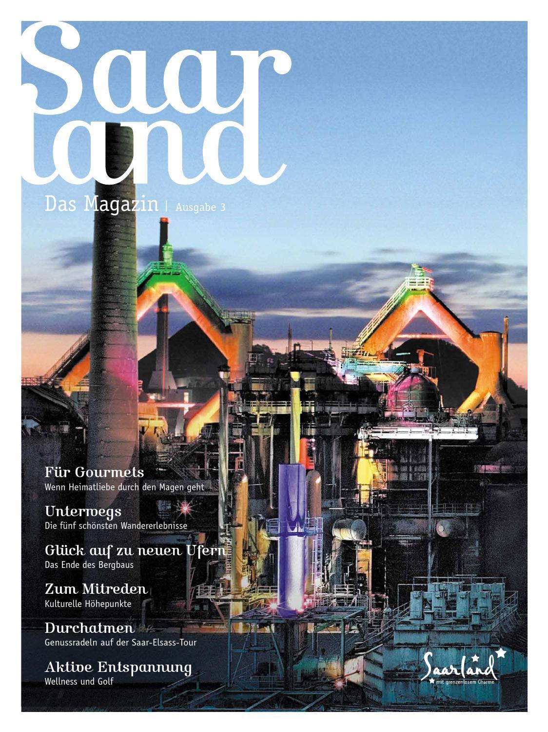 Image Magazin Saarland 2014 By Tourismus Zentrale Saarland