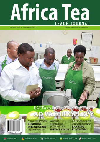 Citibank Online Sign In >> Africa Tea Trade Journal by Uplifted Studios - Issuu