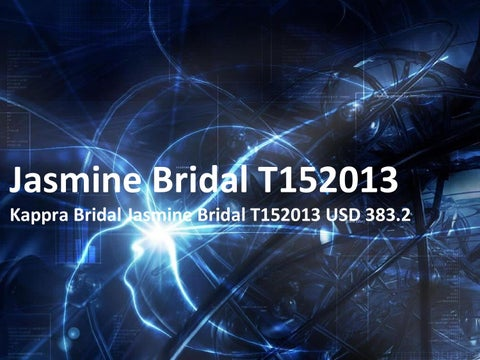 8a0f09b8b53be Kapprabridal com jasmine bridal t152013 wedding dresses. by Theresa Roy