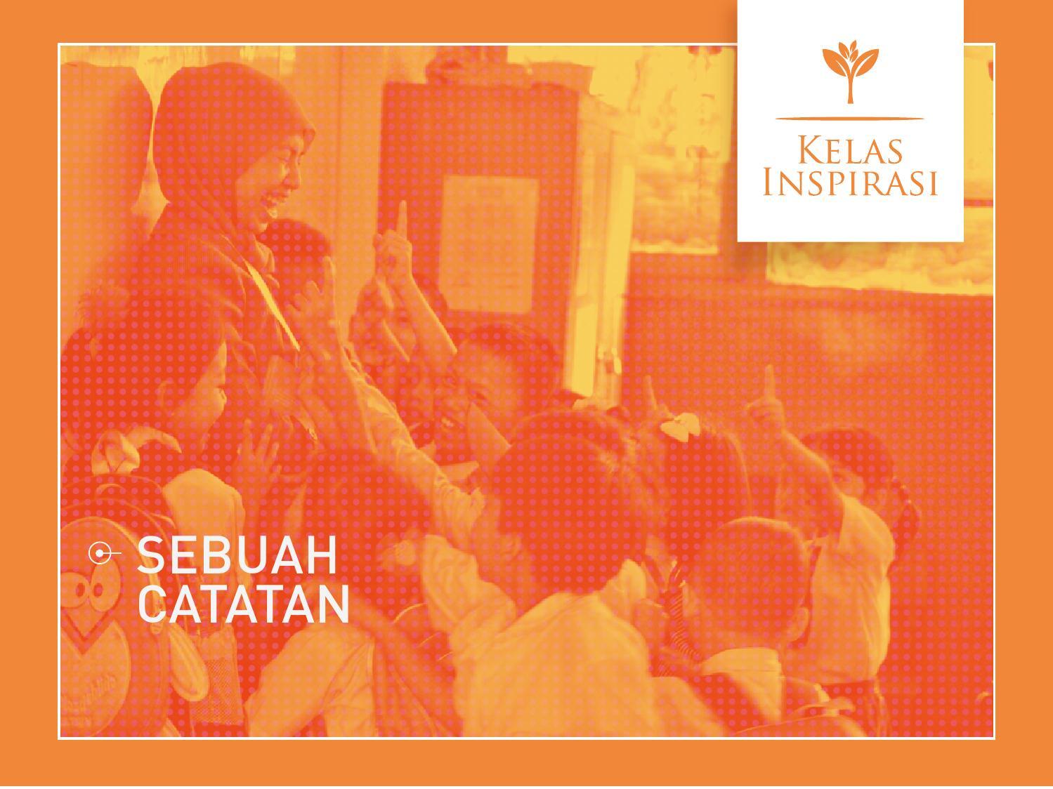 E Book Kelas Inspirasi Jakarta Ii By Indonesia Mengajar Issuu