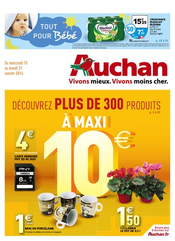 catalogue auchan 15 by joe monroe issuu. Black Bedroom Furniture Sets. Home Design Ideas