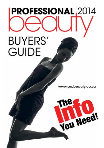 3f535fec745 Pbdir web by Professional Beauty SA - issuu