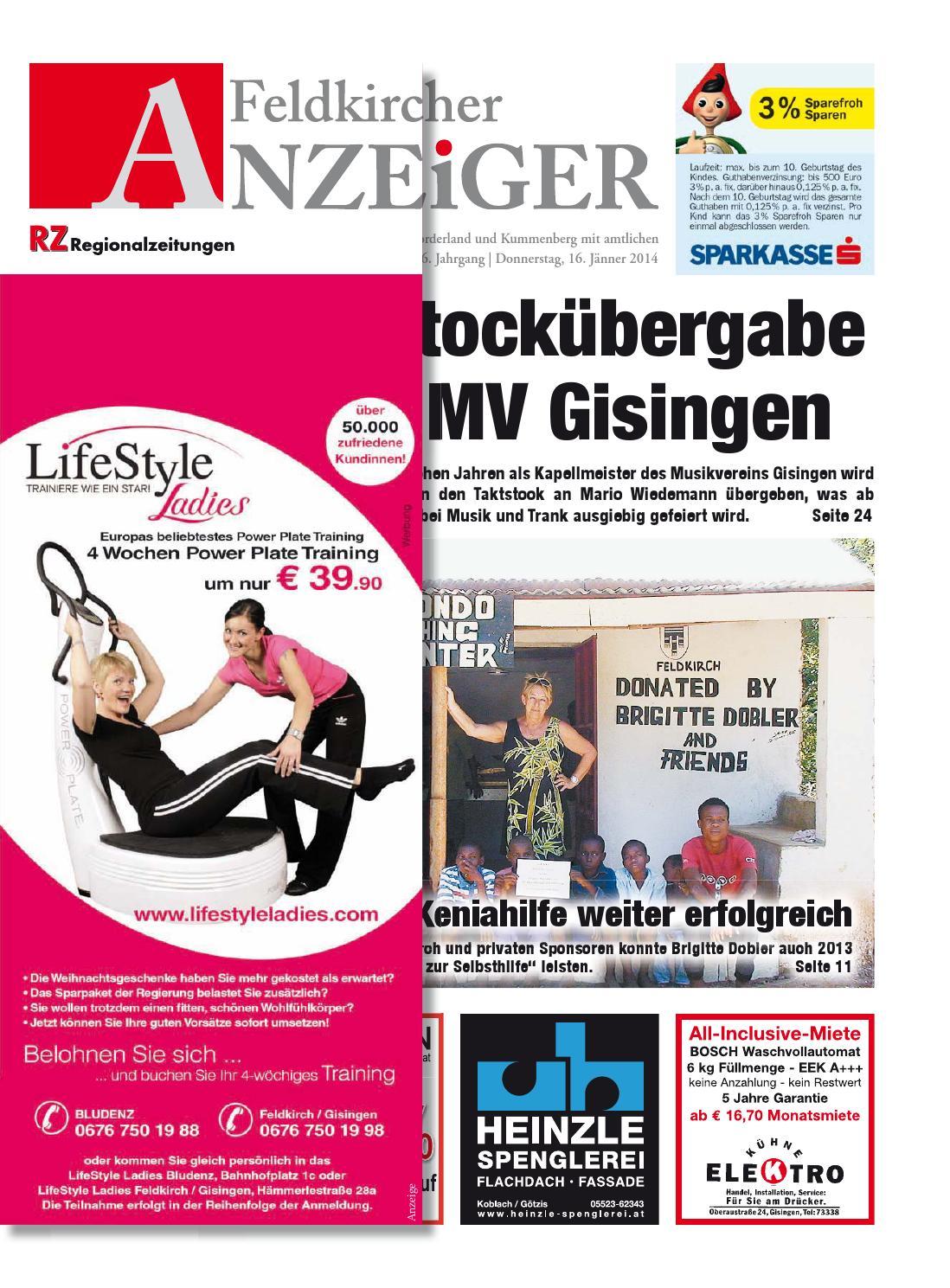 Feldkircher anzeiger 03 by Regionalzeitungs GmbH - issuu