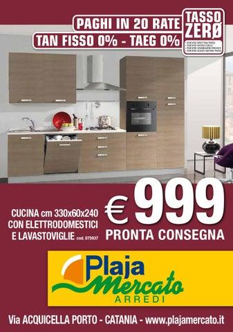 Volantino plaja gen2014 by plaja mercato issuu for Plaja mercato arredi