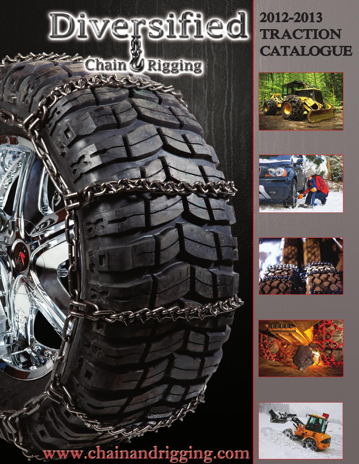 TireChain.com 10.25 X 3.25 10.25 3.25 Tractor Tire Chains w//Spring Tensioners