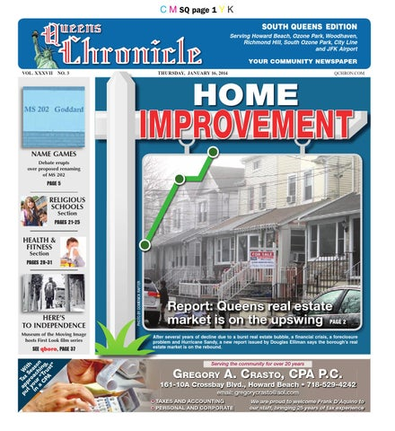 Queens Chronicle South Edition 01-16-14 by Queens Chronicle - issuu