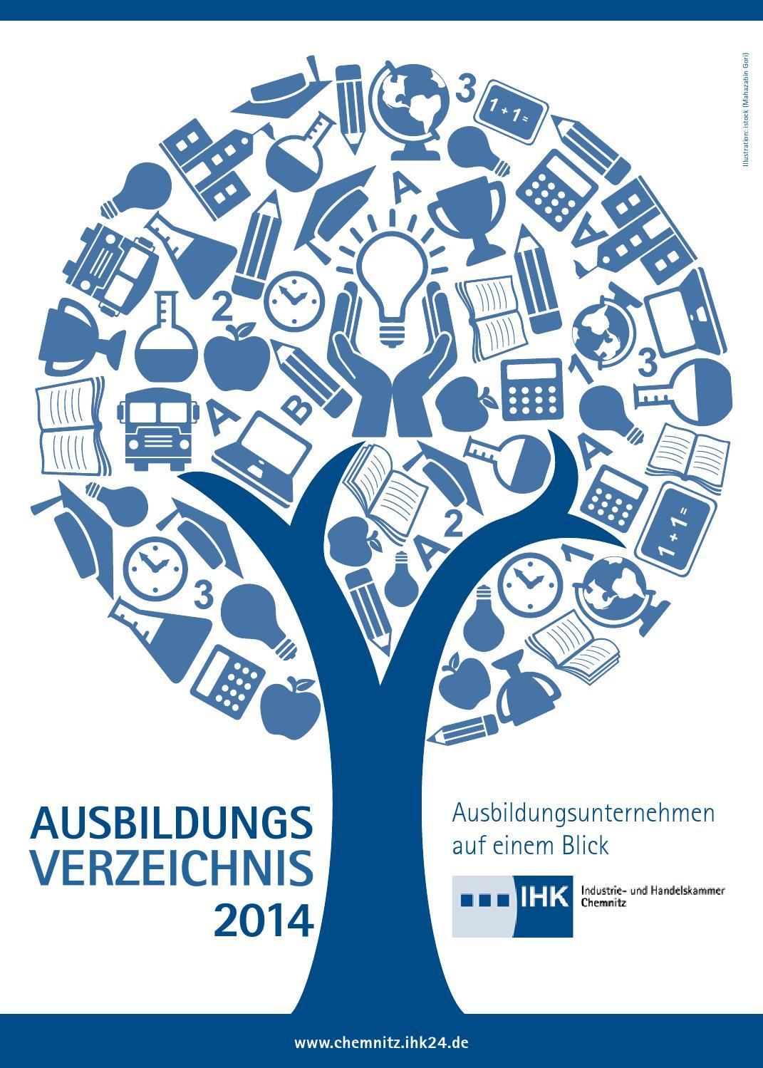 Ausbildungsverzeichnis 2014 by Stadtstreicher Stadtmagazin - issuu