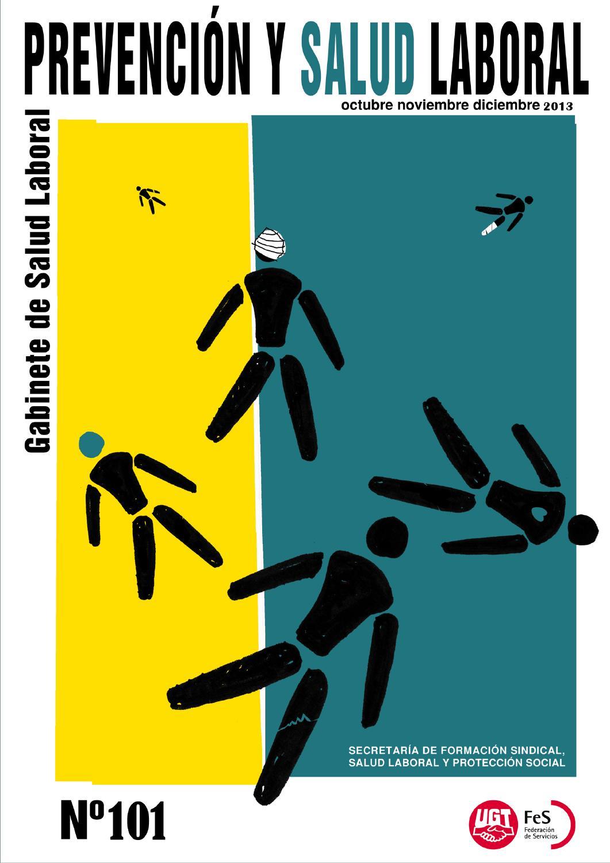 Prevención y Salud Laboral nº 101 by FeS-UGT - issuu