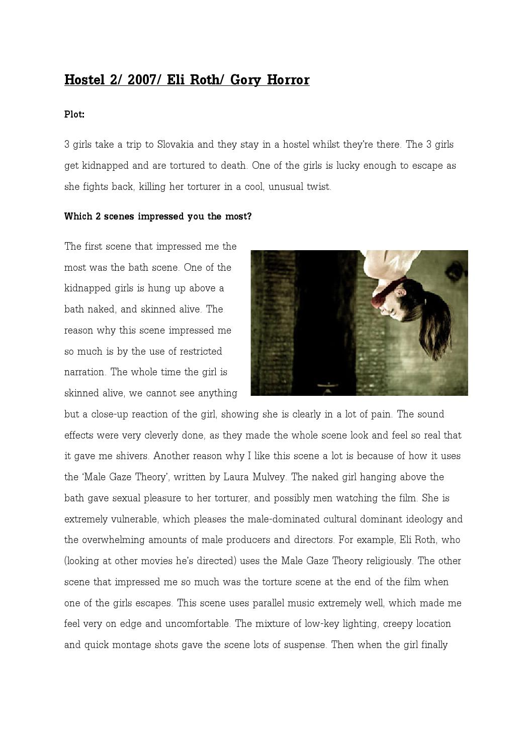 Hostel 2 film review by Joe Donaldson - issuu
