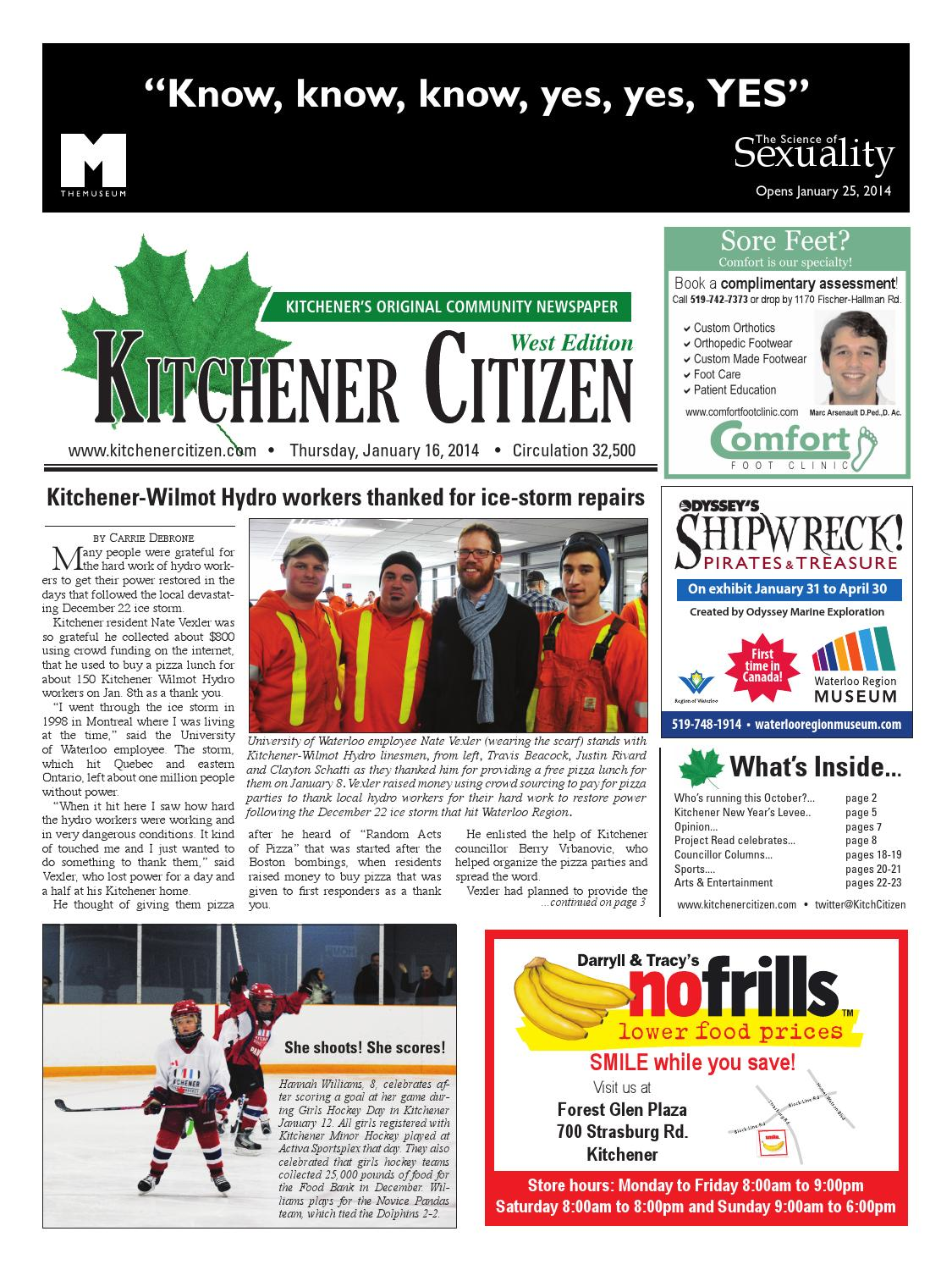 Kitchener Citizen - West Edition - January 2014 by Kitchener Citizen ...