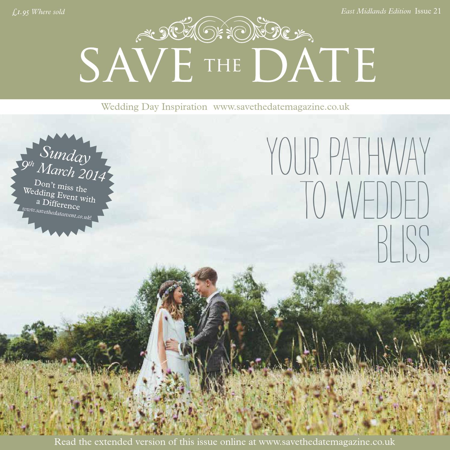Save the Date Magazine - Issue 21 by Save the Date Magazine - issuu