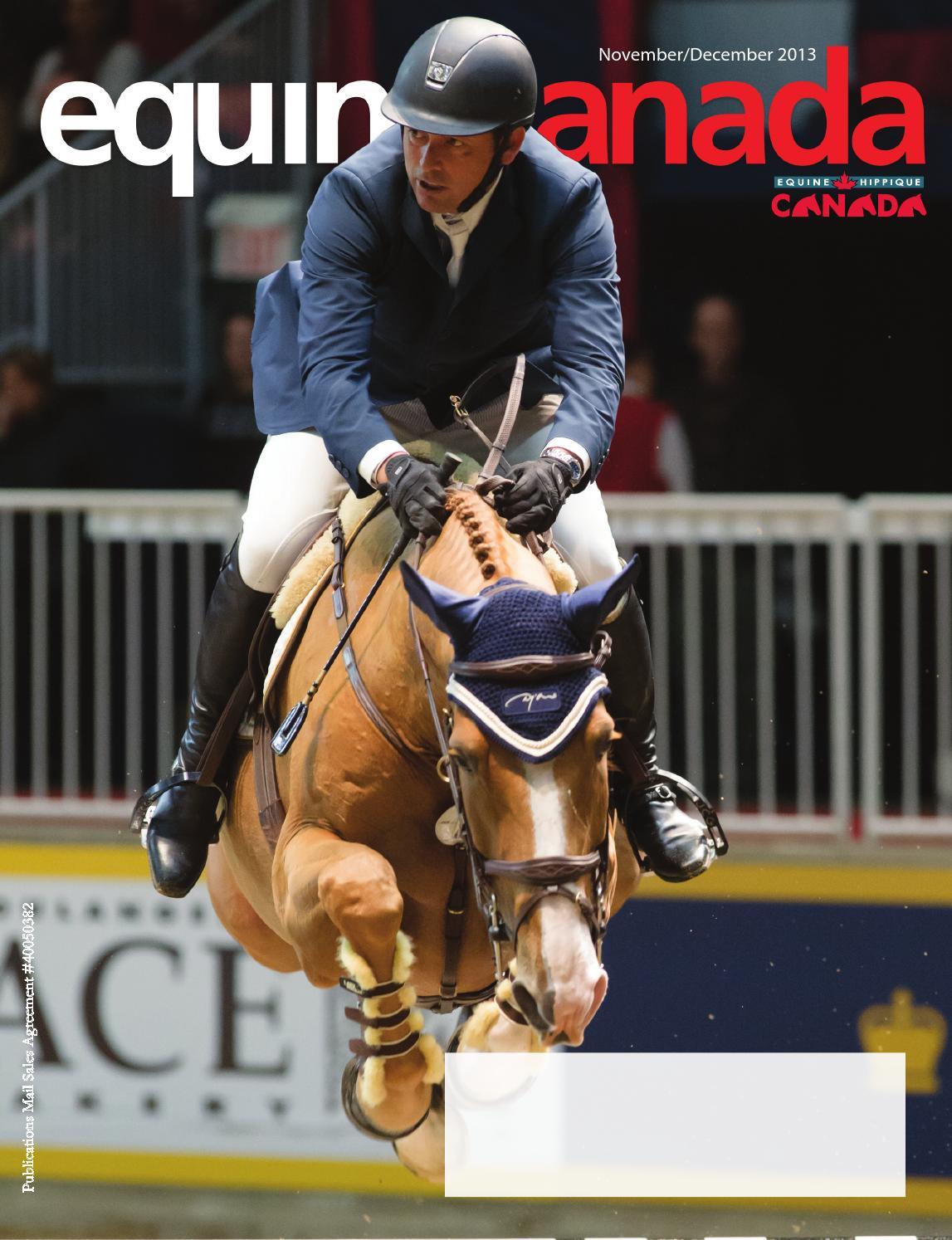 November/December Equine Canada Magazine