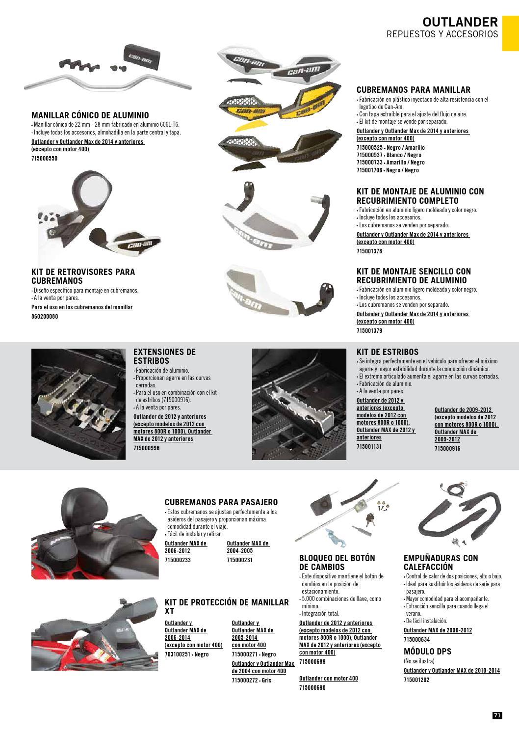 catalogo de accesorios can