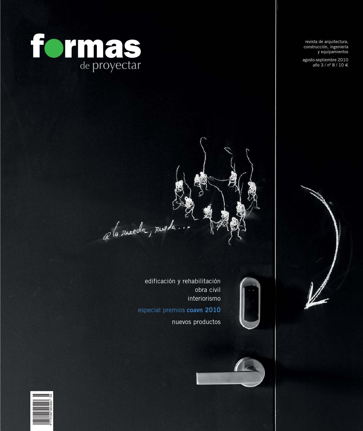 formas de proyectar 8 by Formas de Proyectar Ediciones, S.L. - issuu