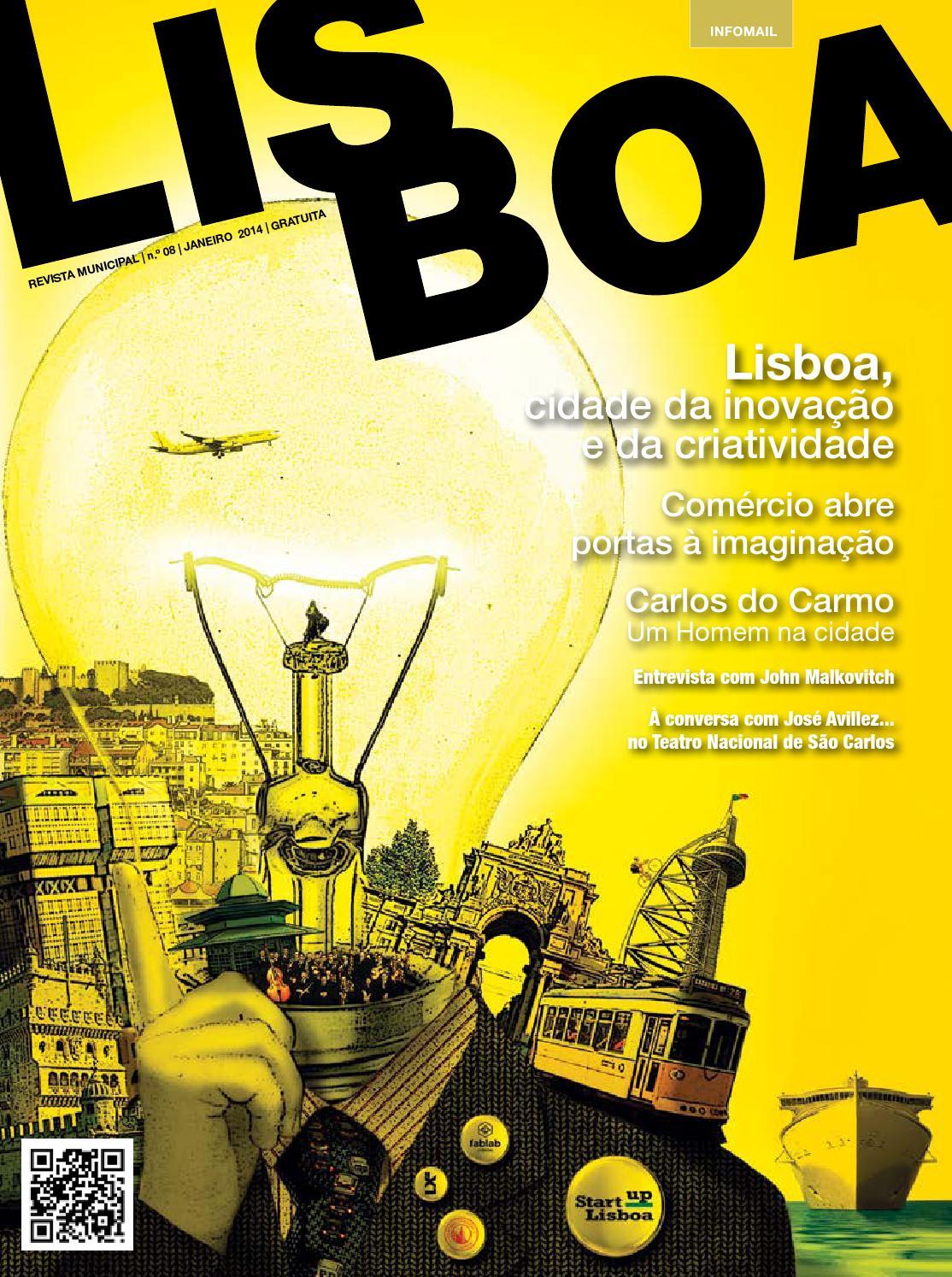 29b2c99642f Revista Lisboa n.º 8 by Câmara Municipal de Lisboa - issuu