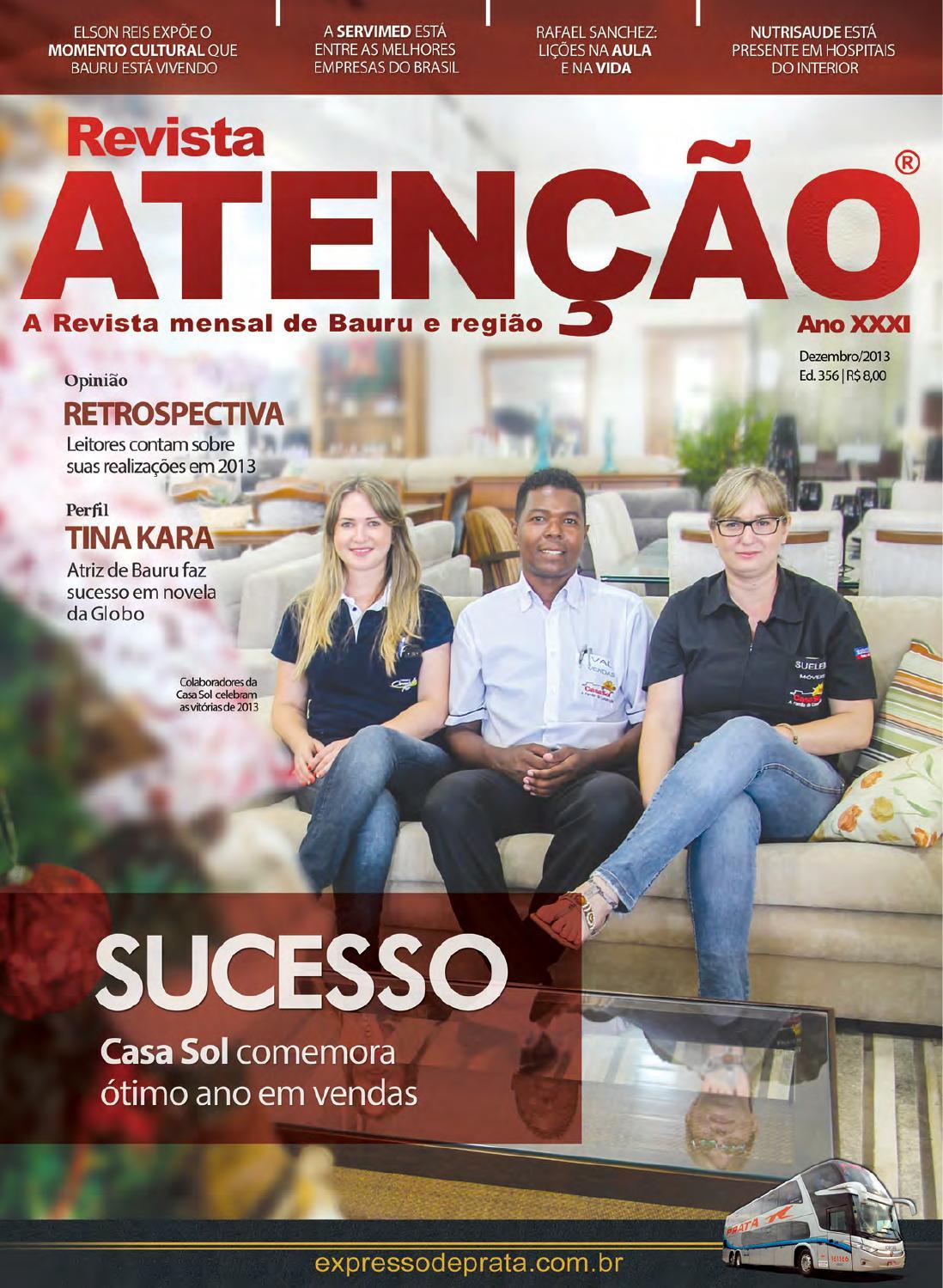 Edição de Dezembro by REVISTA ATENÇÃO - issuu 3b5232d4af