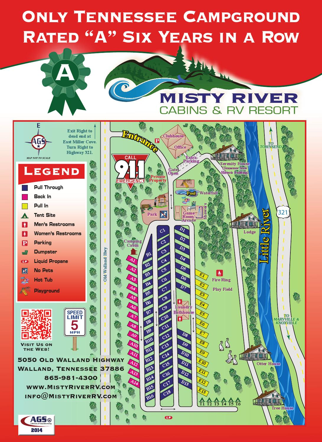 Misty River Cabins Amp Rv Resort By Ags Texas Advertising