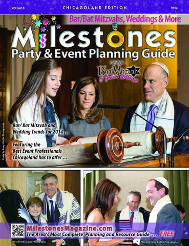 f9d4da50dce3 Milestones Party and Event Planning Guide Chicago 2014 by Jay ...