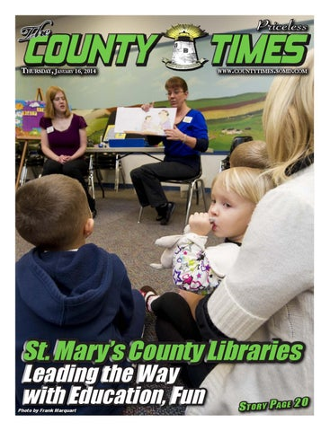 2014-01-16 The County Times by Southern Maryland Online - issuu