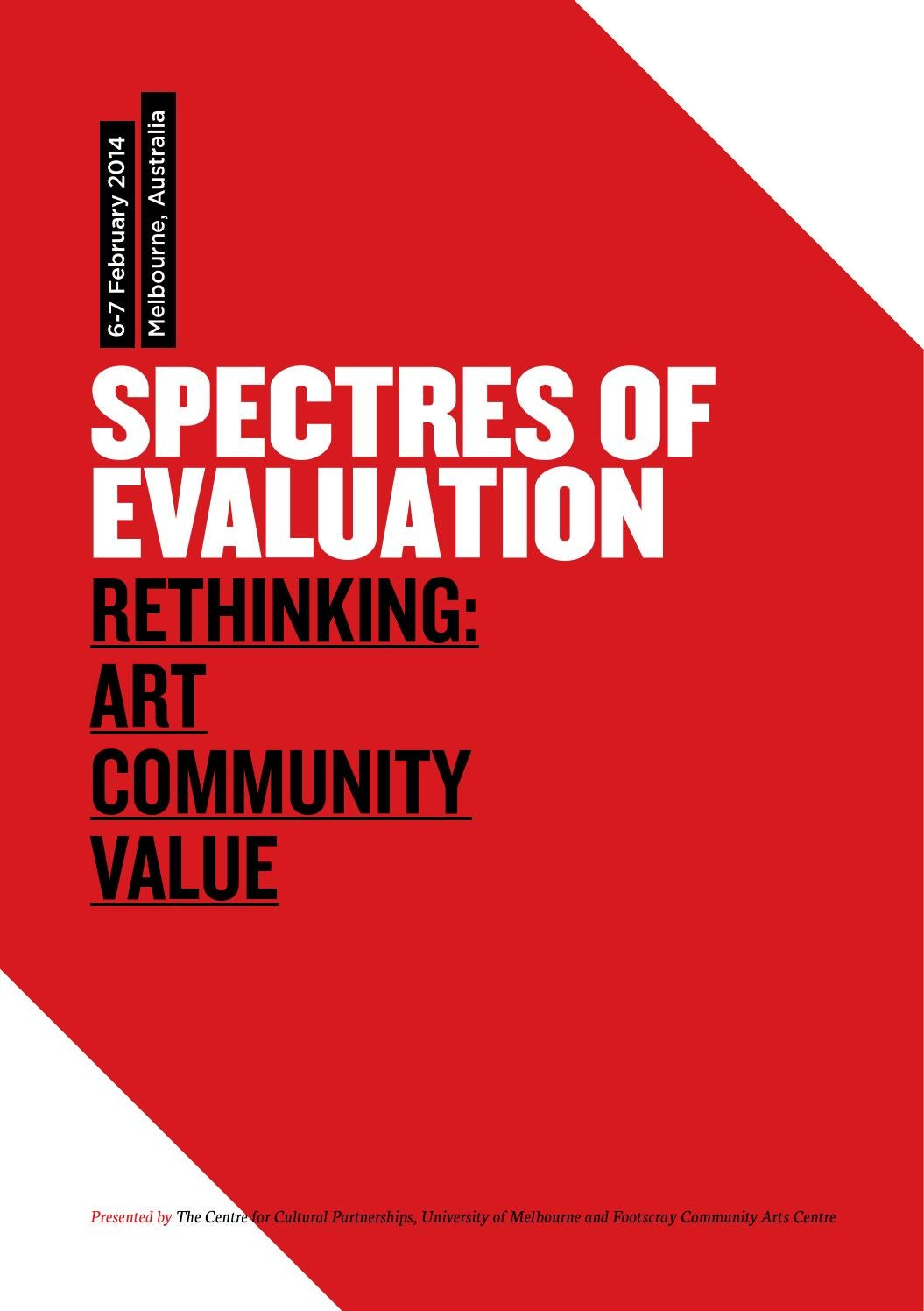 Spectres of evaluation by hybridexpression issuu fandeluxe Choice Image