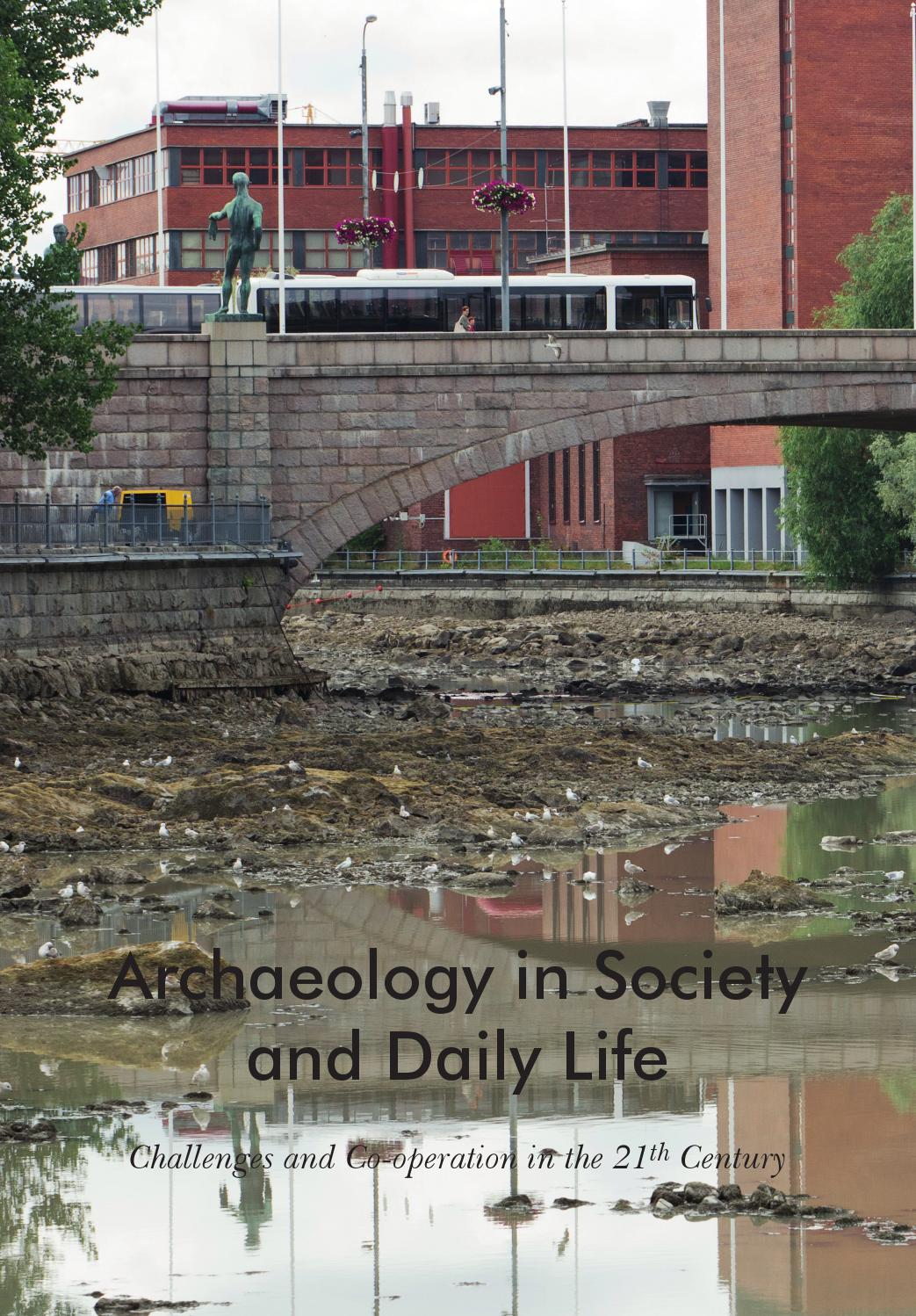 Archaeology in society and daily life by Museokeskus
