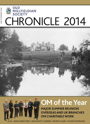 OMS CHRONICLE 2014