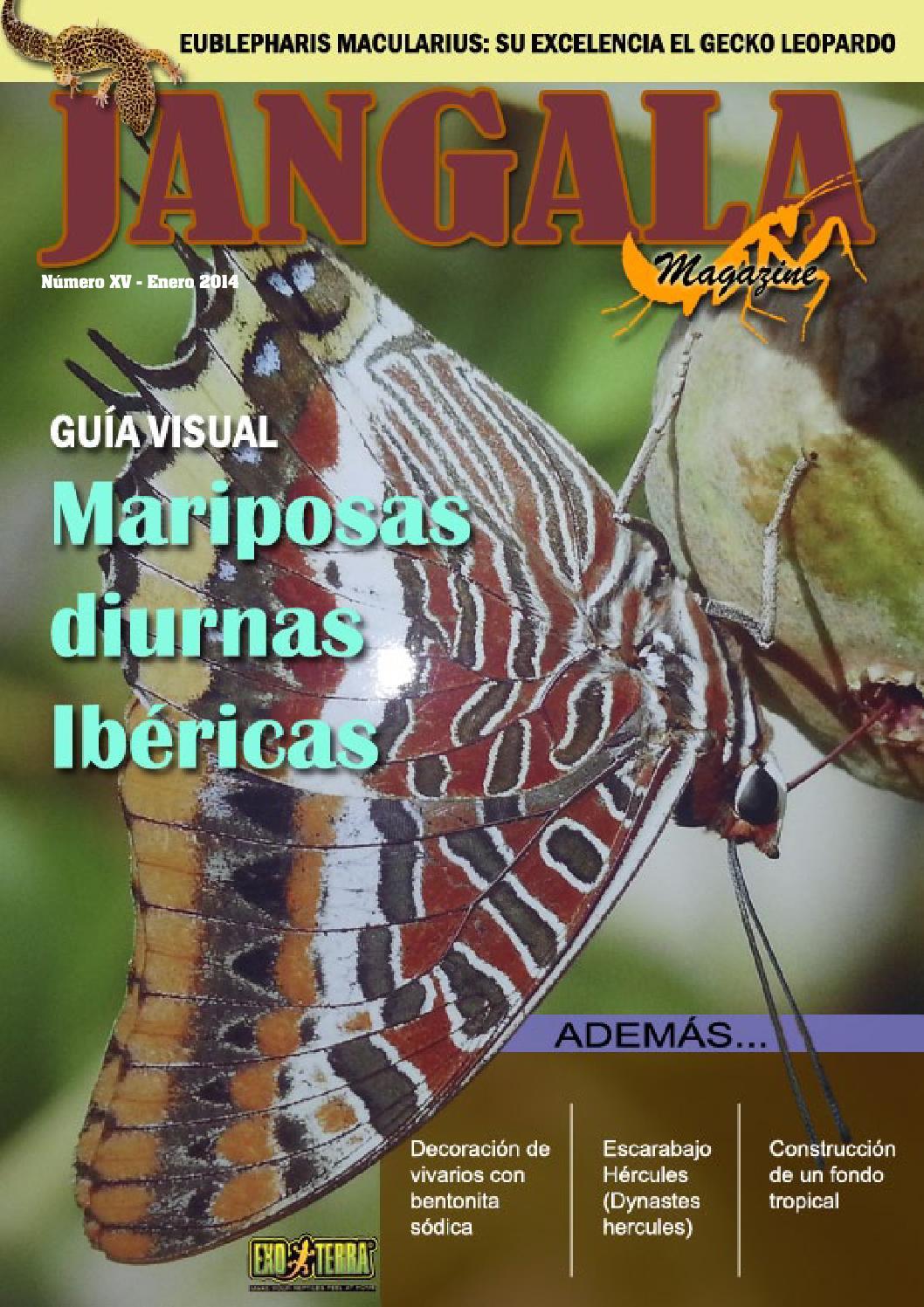 Jangala Magazine - Número XV Enero 2014 by Jangala Magazine - issuu