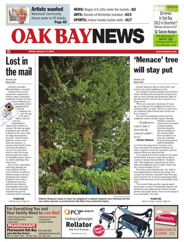 f26df07c Oak Bay News, January 17, 2014 by Black Press Media Group - issuu