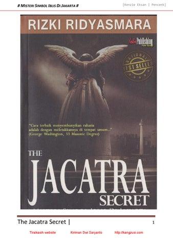 JACATRA SECRET E-BOOKS FOR KINDLE PDF