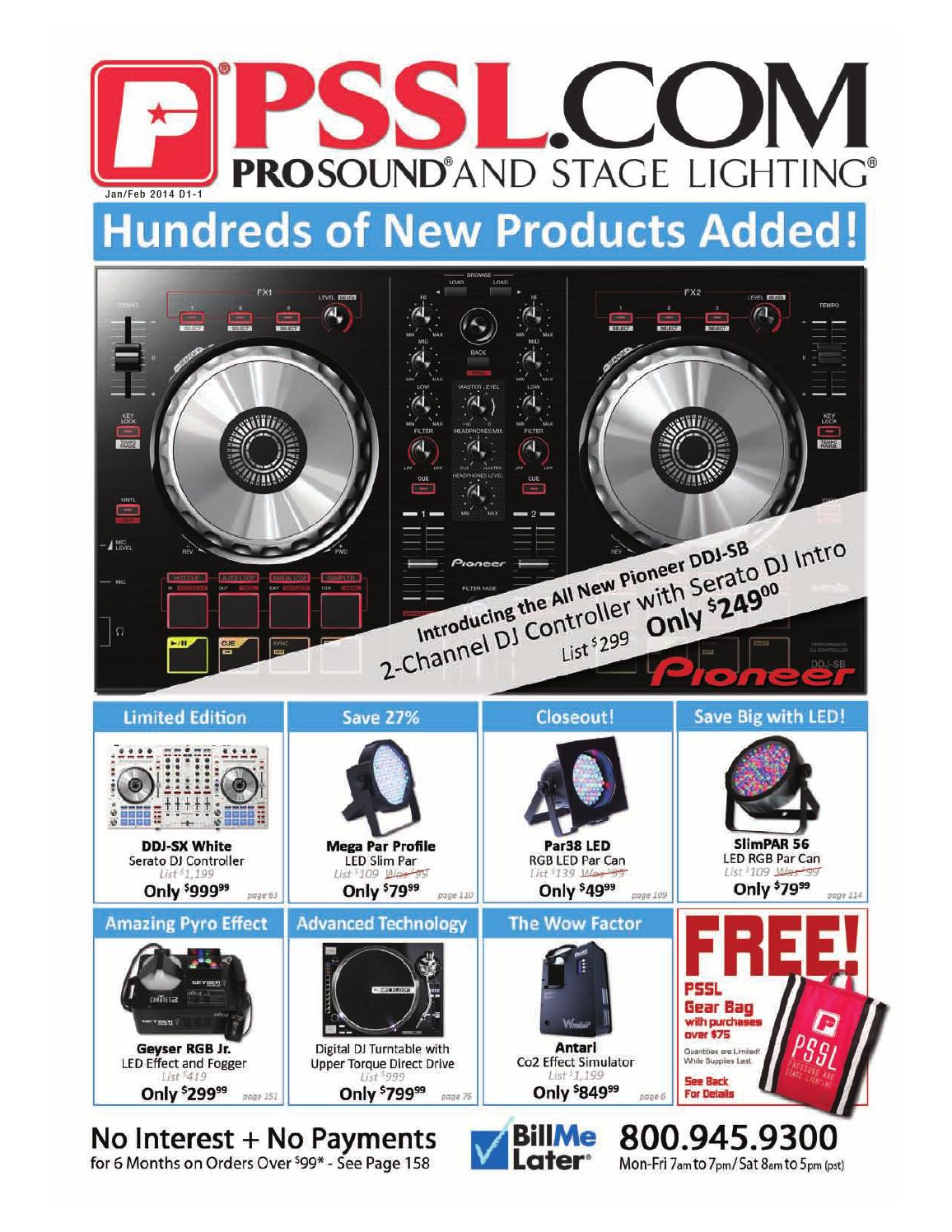 2014 01 Janfeb By Psslcom Prosound Stage Lighting Issuu Circuitgreen Actual Circuit Red Linkwitzriley Crossover