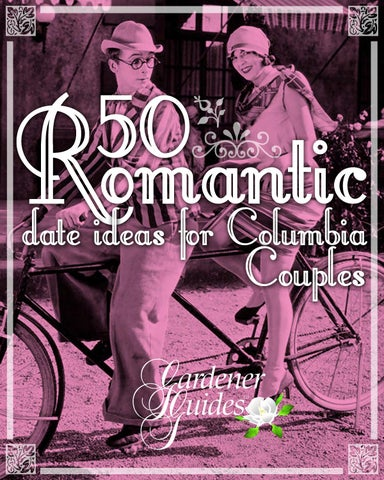 Columbia sc date ideas