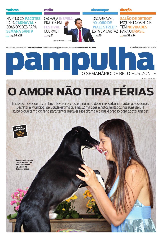 Pampulha - Sáb 18 01 2014 by Tecnologia Sempre Editora - issuu 22f0663503a